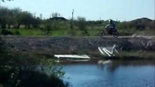 10. RMZ 250- Suzuki Dirt bike. Shirt Video- Film