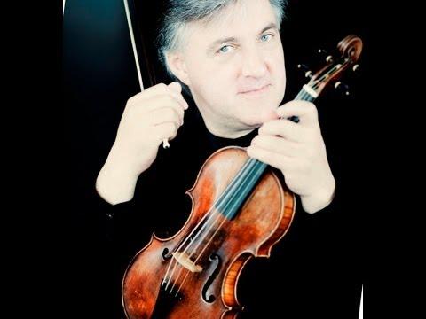 Die Herausforderung des Solo: The Baroque Violin - Christopher Hogwood & Pavlo Beznosiuk