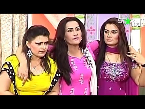 Best Of Nargis New Pakistani Stage Drama Full Comedy Funny Clip   Pk Mast