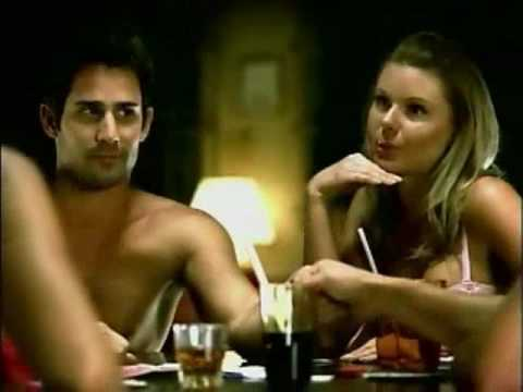 Strip Poker Centrum Vitamin Commercial