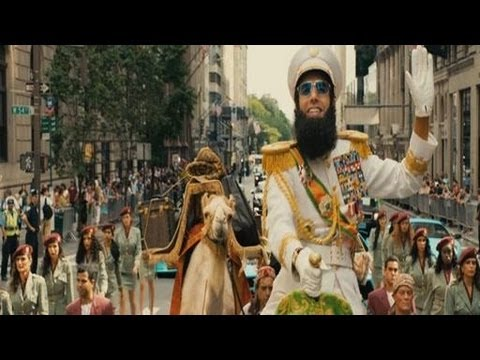 'The Dictator' Movie Trailer