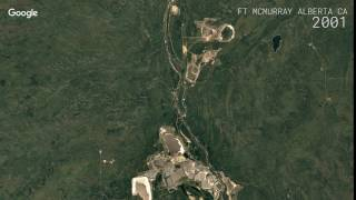 Fort McMurray (AB) Canada  city photo : Google Timelapse: Fort McMurray, Alberta, Canada