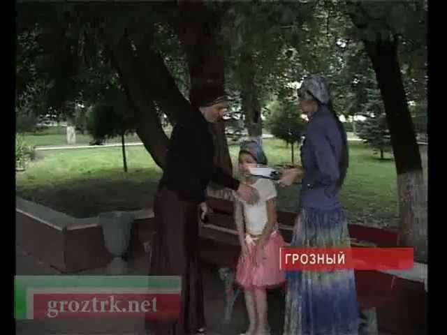 Конкурс «Детское перо» проходит в Чечне Чечня.