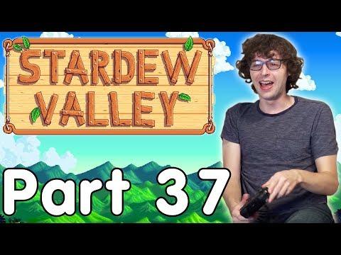 Stardew Valley -  Winter! - Part 37 (видео)