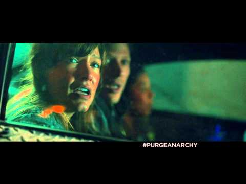 The Purge: Anarchy TV Spot 'Survive the Night'