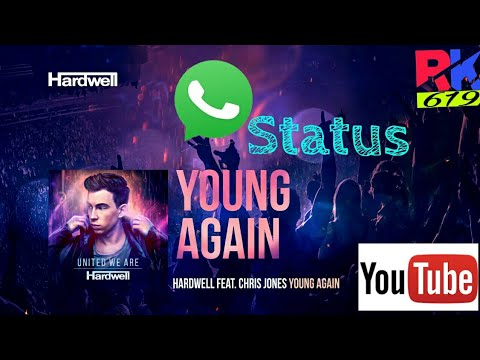 Hardwell Young Again WhatsApp Status Video