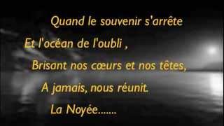 La Noyée   Lulu Gainsbourg