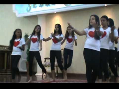 Homenagem Dia das Mães 2011 da EBI e do TF TEEN Santa Cecilia