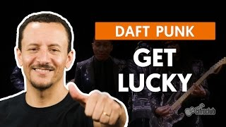 Get Lucky - Daft Punk (aula de baixo)