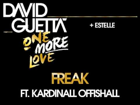 David Guetta - Freak (feat. Estelle & Kardinal Offishall) lyrics