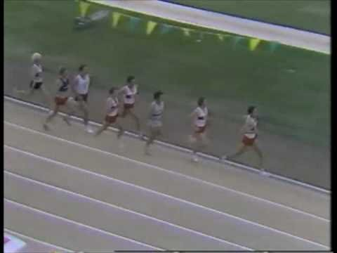 Matt Centrowitz Sets The 5000 Meter American Record ('82) Pt 1