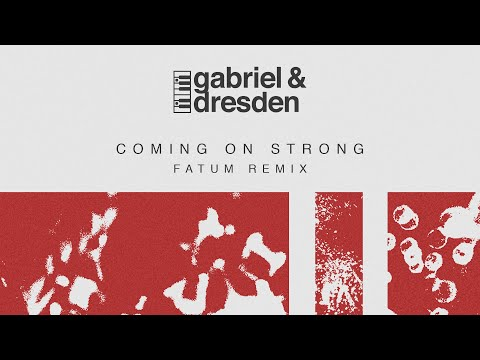 Gabriel & Dresden feat. Sub Teal - Coming On Strong (Fatum Remix) видео