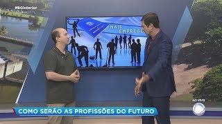 Especialista explica como serão as profissões do futuro
