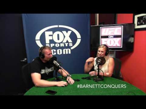 Katee Sackhoff - UFC heavyweight Josh Barnett is joined by actress Katee Sackhoff on the latest episode of the Josh Barnett Conquers The World podcast.