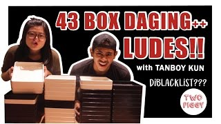 Video OMG! BATTLE MUKBANG with Tanboy Kun di SHABURI 43 Box Daging Ludess| TWO PIGGY MP3, 3GP, MP4, WEBM, AVI, FLV Oktober 2017