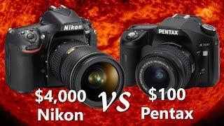 Video Image Averaging, Stacking, and Panoramas: Can a $100 Pentax beat a Nikon D810? MP3, 3GP, MP4, WEBM, AVI, FLV Juli 2018