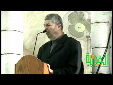 خطبة الجمعة لفضيلة الشيخ عبد الله 6/4/2012