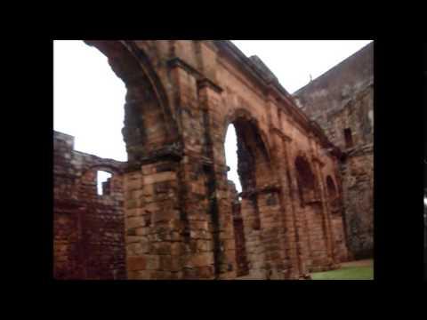 Ruínas de São Miguel das Missões - Parte int...
