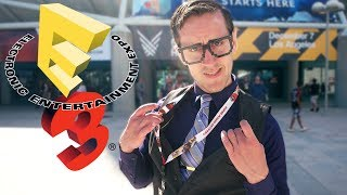Ray takes you on an adventure to E3 2017 in LA! Thanks to every one of you and Nintendo for making this video possible! Exploring Nintendo's E3 Booth LIVE - https://youtu.be/r7N3NMQwhY4Find more on my website - http://www.stingrayfilms.com/Check out my second channel RaydiatorTVhttp://www.youtube.com/raydiatortv--------------------------------------Stay Connected 24/7➸ Portfolio - http://www.raymondstrazdas.com/➸ Facebook - http://on.fb.me/q46CIp➸ Twitter - http://twitter.com/raystrazdas (@raystrazdas)➸ Instagram - http://goo.gl/C1eWyp➸ Vine - http://goo.gl/XVZhqj➸ Snapchat - https://goo.gl/eIWxPq (raystrazdas)➸ Flickr - http://bit.ly/raysflickr➸ Amazon - http://amzn.to/1Qgs6NH--------------------------------------My Camera Gear, Video Equipment & Wish List➸ Gear - http://amzn.to/1SMdhnO➸ Wish List - http://amzn.to/1Vv8fT0Thanks for watching and subscribing!