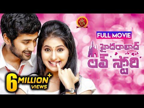 Hyderabad Love Story Full Movie | 2019 Telugu Full Movies | Rahul Ravindran | Reshmi Menon
