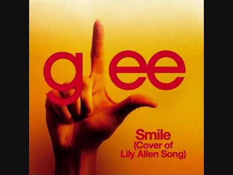 Tekst piosenki Glee Cast - Smile po polsku