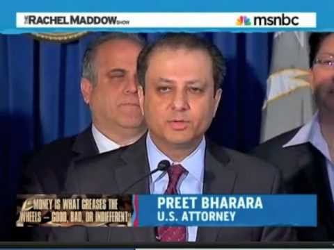 """NYC Corruption Rampant, Political Corruption Scandal, """"Money Greases the wheels"""""""