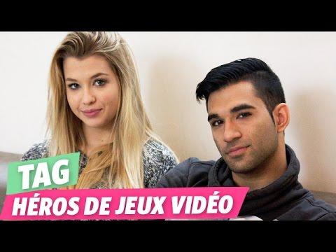 ✿ [Tag Guess Who] : Marie et WaRTeK en héros de jeux vidéo ✿