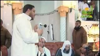 محمد حسان في الجزائر