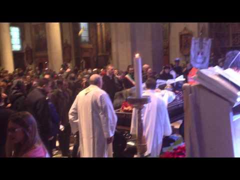 Grande festa per l'arrivo di don Bosco in san Vittore