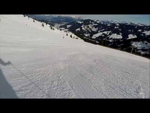 Ski Juwel červená 10 2020