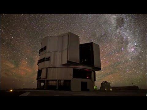 Spektrometer ESPRESSO in Chile: Ist da jemand?