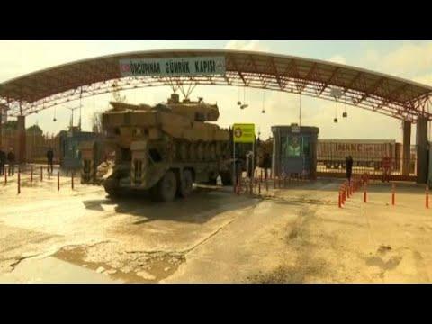 «Στοπ» στην παροχή όπλων στους Κούρδους της Συρίας