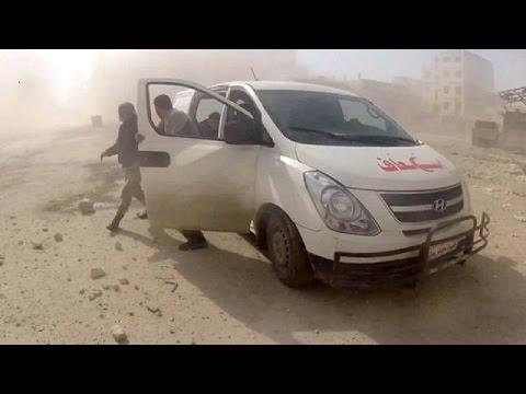 Συρία: Συνεχίζονται οι βομβαρδισμοί, παρά τις προσπάθειες εκτόνωσης