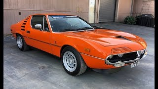 1974 Alfa Romeo Montreal - One Take by The Smoking Tire