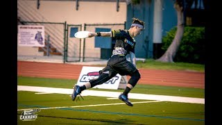 Jordan Huston set the AUDL single-game record with an astounding 22 goals in the Jacksonville Cannons win in Week 16.