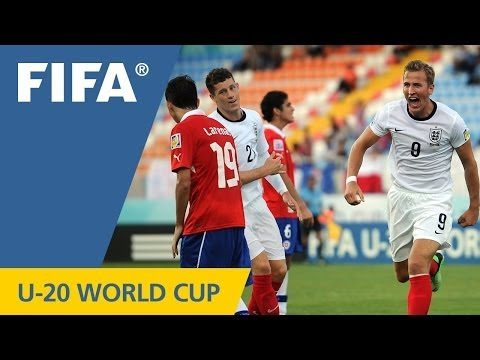 Come - Chile - England, FIFA U-20 World Cup Turkey 2013: After going behind to a penalty, the English were denied a win of their own by a super saved by the Chilean...