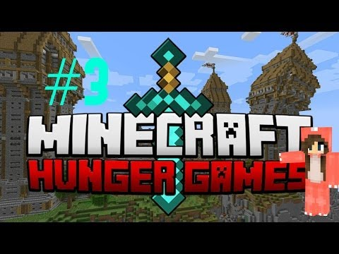 [Minecraft] - Hunger games #3