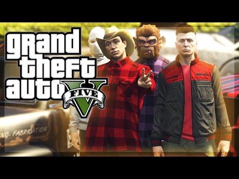 GTA 5 Online - Lowriders Custom Classics DLC! (New Donk, Peace, and Cowboys!)