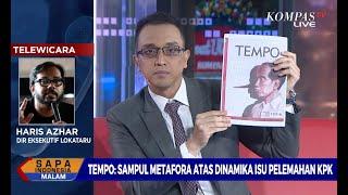 "Video Dialog: Sampul ""Jokowi Pinokio"",  Majalah Tempo Dilaporkan (2) MP3, 3GP, MP4, WEBM, AVI, FLV September 2019"