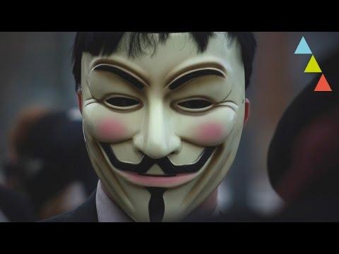 6 cosas que Anonymous ha hecho por ti y que quizás no sabías