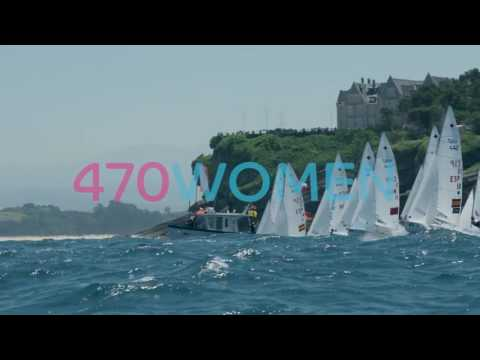 RCMSantader- Day 2 Highlights Sailing World Cup Series Final Santander 2017