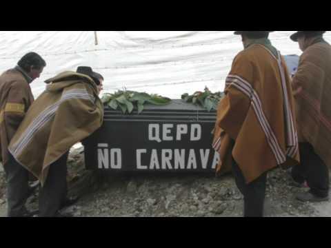 ENTIERRO DEL ÑO CARNAVALON 2017