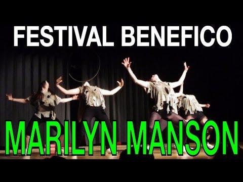 MIX MARILYN MANSON - Festival Benéfico Albuixech 2017 | TMP Performance