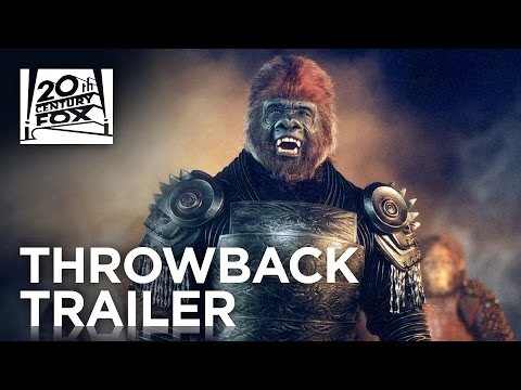 Planet Of The Apes | #TBT Trailer | 20th Century FOX