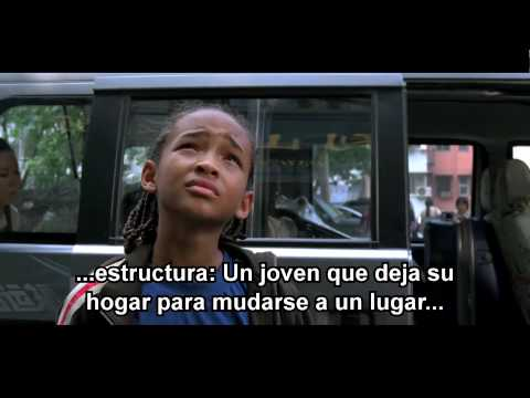 Detrás de Karate Kid
