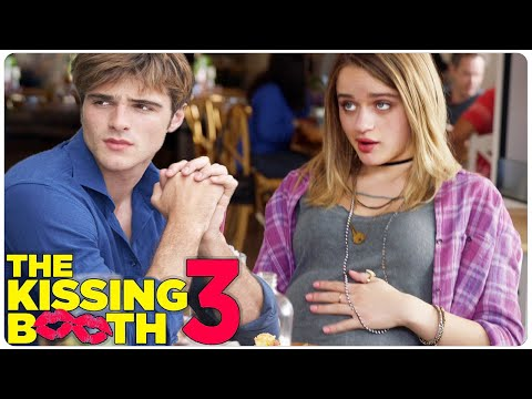 THE KISSING BOOTH 3 Teaser (2021) With Joey King & Jacob Elordi
