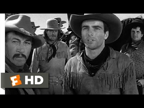 Red River (7/11) Movie CLIP - Who'll Stop Me? (1948) HD