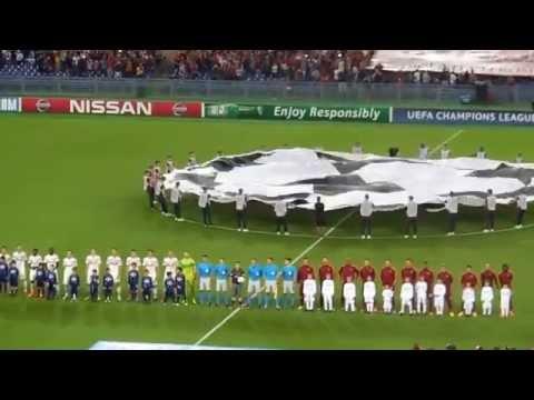 Roma show v Ligi prvakov