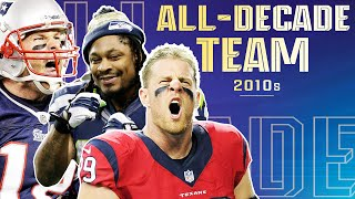 All-Decade Team Revealed! by NFL
