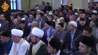 Ураза-байрам 2017. Галиевская мечеть